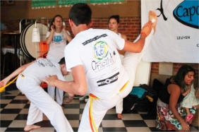 Roda de Capoeira - Belgaleiro Leuven